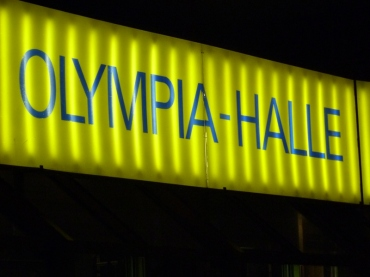 Olympiahalle Münih