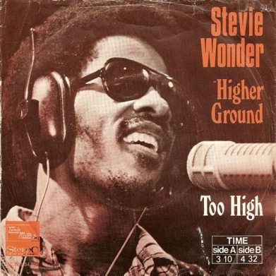 Higher Ground 45'lik