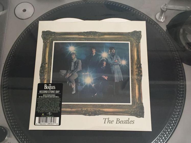 Beatles Ön Yüz