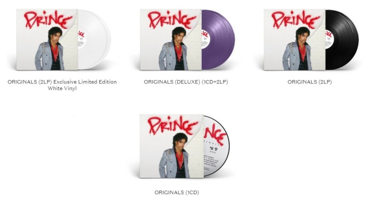 Originals-LP